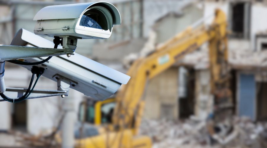 How secure is your construction site