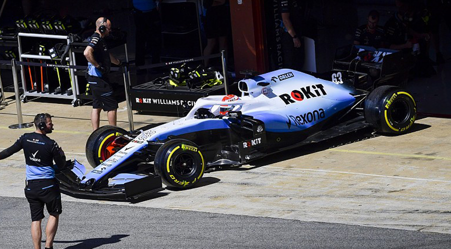 Triton to provide security for WilliamsF1 Racing